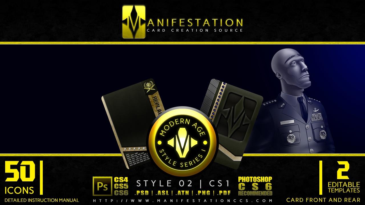 Manifestation CCS: Modern Age (Series I) S02 CS1