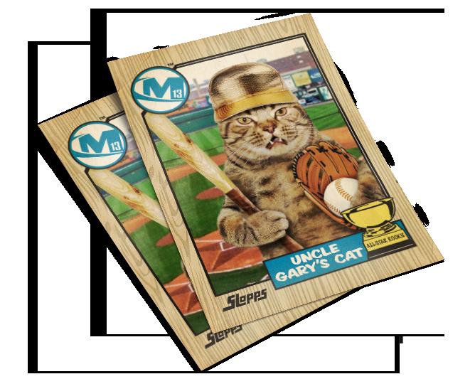 collectors card