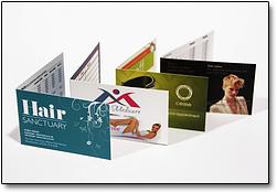 copycentral glendale folded cards