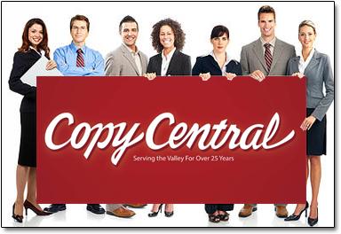 copycentral glendale poster