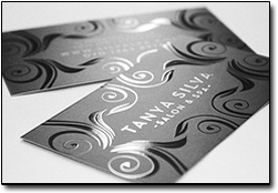 copycentral glendale spot varnish cards